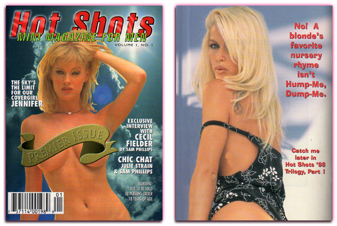 Hot Shots - Mini Magazine - Volume I Number 1