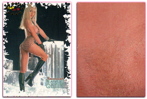 Hot Shots - ICE QUEEN - Savannah - Gold Foil Chase Card 2