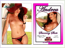 Load image into Gallery viewer, Climax Cards - Hot Shots Stunning Shots - 2 Card Jumbo Keepsake SET - ANDREA LaFLEUR