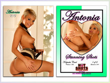 Load image into Gallery viewer, Climax Cards - Hot Shots Stunning Shots - 2 Card Jumbo Keepsake SET - ANTONIA AUSTIN