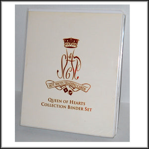 Hot Shots - Queen of Hearts - Factory Official Red Foil Binder Collection