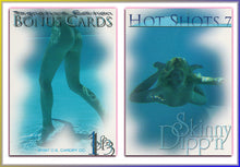Load image into Gallery viewer, Hot Shots 7 - The Signature Edition - 3 Card Skinny Dipp'n Set
