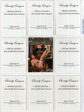 Load image into Gallery viewer, HUSTLER - CHRISTY CANYON - Complete 10 Card Chase Set - The Elite Collection