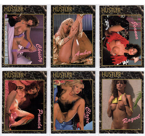 HUSTLER - Series I - 6 Card Promo Set - P01-P06