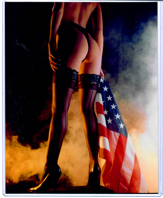Image 2000 - GOD BLESS AMERICA - 8x10 Lab Printed Kodak Photo Glossy