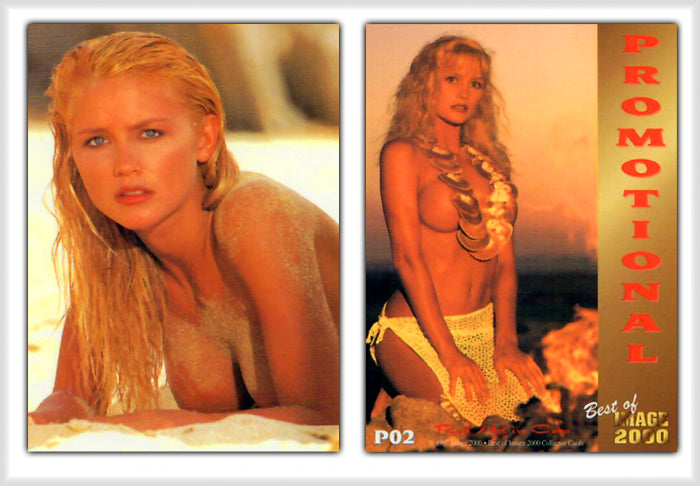 Image 2000 - Best Of - Deanna Merryman - Red Hot in Cabo - Promo Card P02