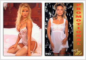 Image 2000 - Best Of - Lingerie Volume 1 - Promo Card P03
