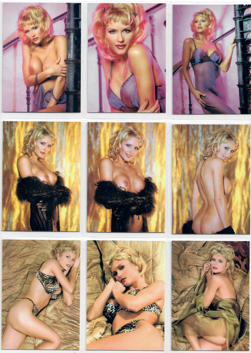 Image 2000 - Infinity Studios - Deanna Merryman - 9 Card Exclusive Card Set