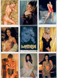 Image 2000 - Mystique Magazine - 10 Card Exclusive Set