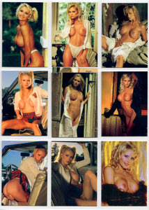 Image 2000 - Mystique Magazine - Souvenir - 10 Card Exclusive Card Set