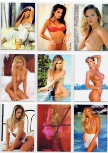 Image 2000 - Sirens Magazine - 9 Card Infinity Studios - Exclusive Card Set
