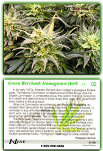 Load image into Gallery viewer, InLine Hemp - Marijuana Collector Cards - 6 Card Promo Prototype Set - Series 1