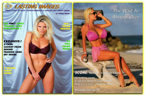 LASTING IMAGES - Volume III - Adult & Fantasy Trading Card Price Guide Magazine