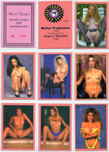 Load image into Gallery viewer, Mother Productions - Hot & Nasty - Complete 32 Card Set & COA Card