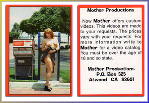 Mother Productions - Custom Videos - Promo Card
