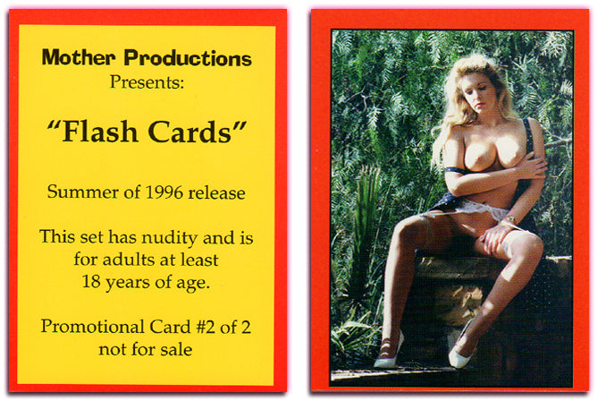 Mother Productions - Flash Cards - Promo Card #2 of 2