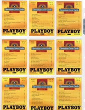 Load image into Gallery viewer, PLAYBOY - Chromium - SERIES 2 - Complete 100 Card Set