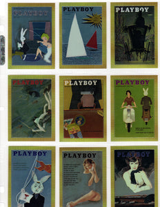PLAYBOY - Chromium - SERIES 2 - Complete 100 Card Set