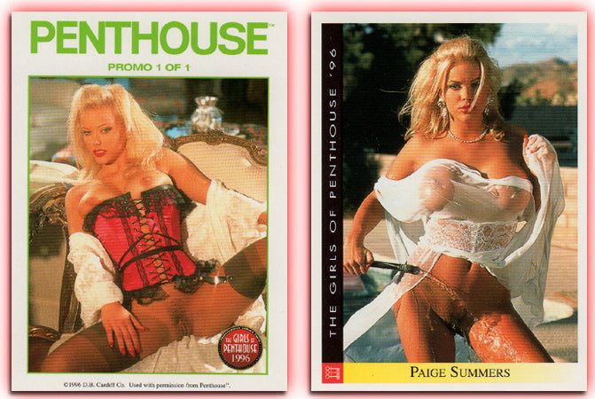 Penthouse - The Girls of Penthouse - Paige Summers - Promo 1 of 1