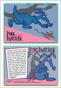 Pink Panther - Classic Collector Cards - Cards Inc 2003 - Promo Card - Ant & Anteater