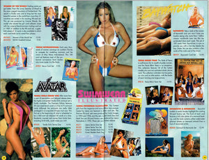 The Pinup Factory - Adult Trading Cards Catalog & Industry Guide - TPF/Image2000