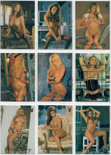 Load image into Gallery viewer, Playboy - Fine & Foxy - 10 Card Gold Foil Subset
