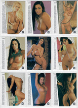 Load image into Gallery viewer, Playboy - Stacked and Sexy - 10 Card Gold Foil Subset