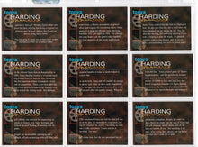 Load image into Gallery viewer, Tonya Harding - America's Bad Girl - 1996 R-Cards International - Complete 9 Card Set