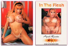 Load image into Gallery viewer, Ultravision - In The Flesh - April Hunter - 2 Card Bonus Set
