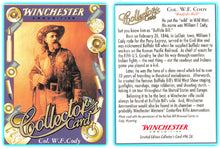 Load image into Gallery viewer, Winchester Ammunition - Rare 5 Card Promo Card Set