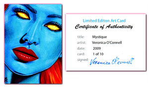 ACEO Edition - MYSTIQUE - Veronica O'Connell