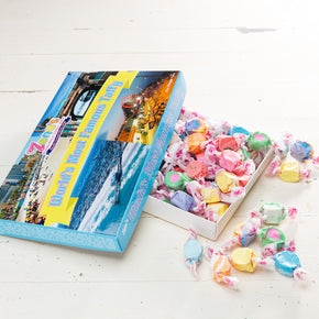 Postcard Box of Taffy - Classic Mix