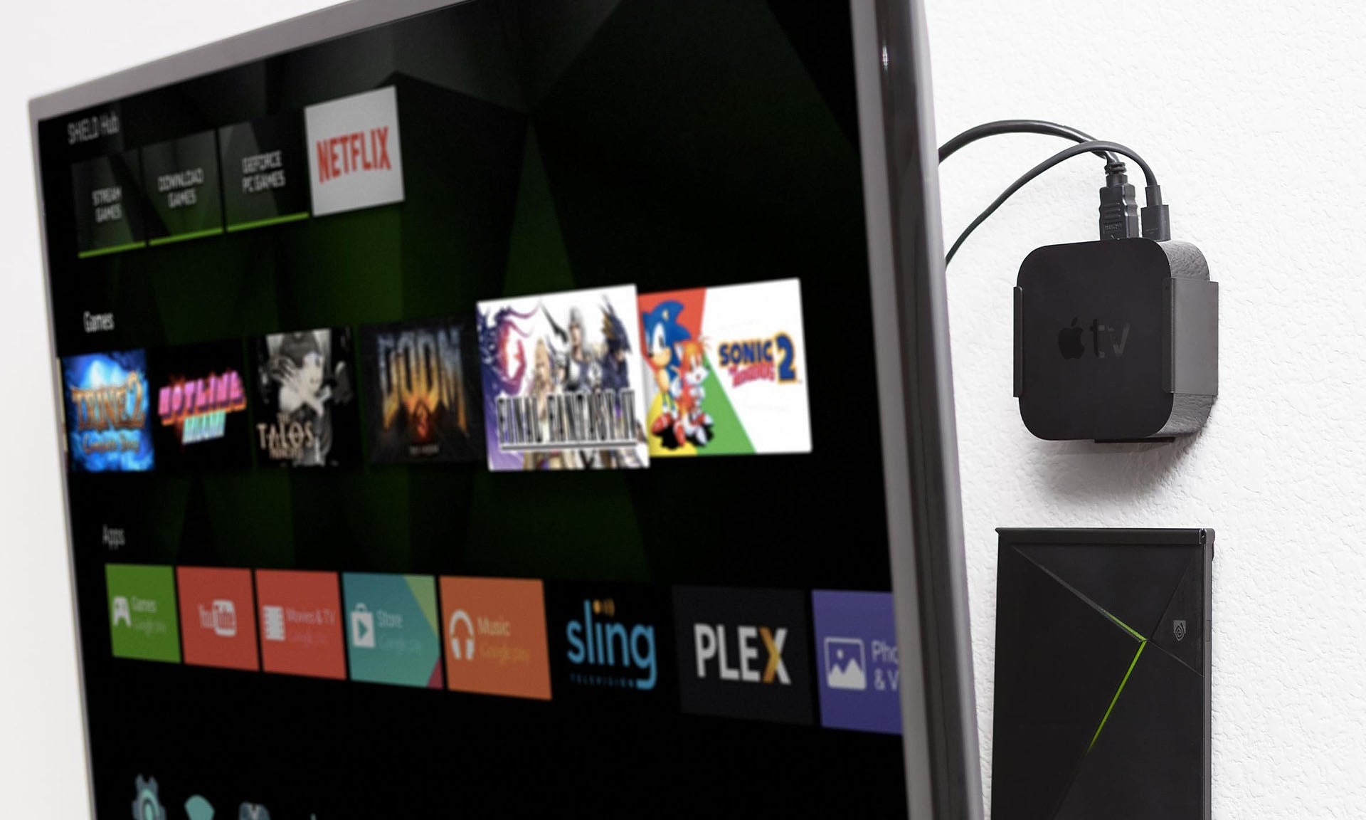 THE INSIDE STORY: HIDEit Apple TV 4K Mount