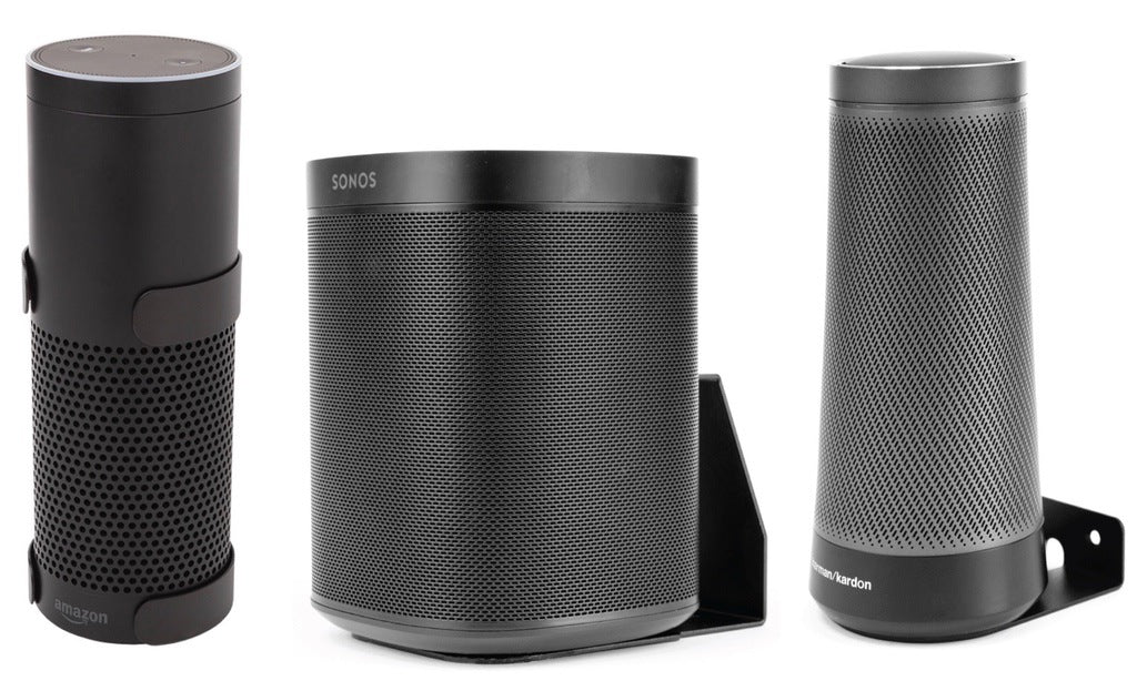 Comparing the Amazon Echo, Sonos One, Invoke, and Google Home