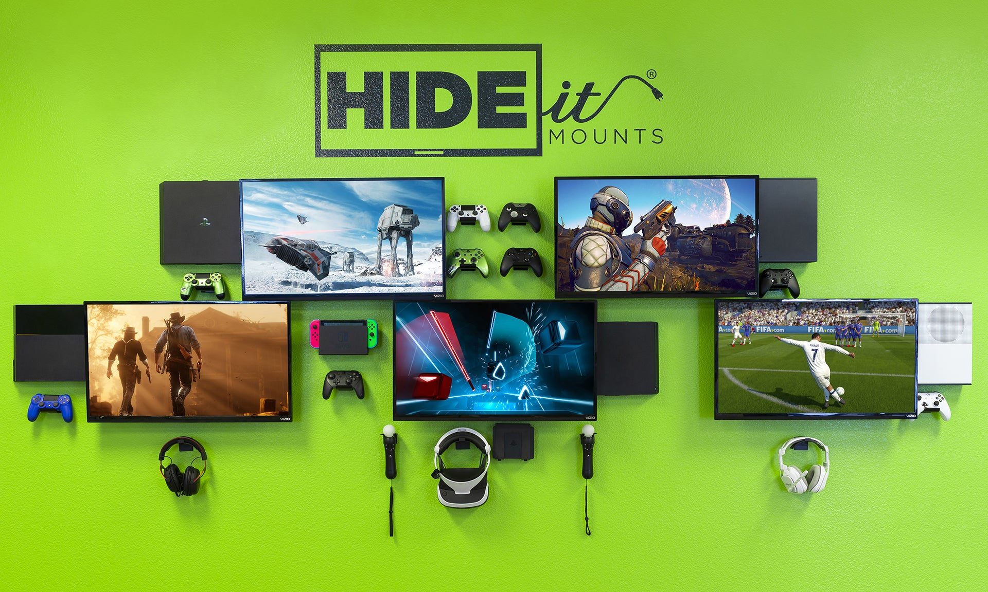PRESS RELEASE: HIDEit Partners with GameStop