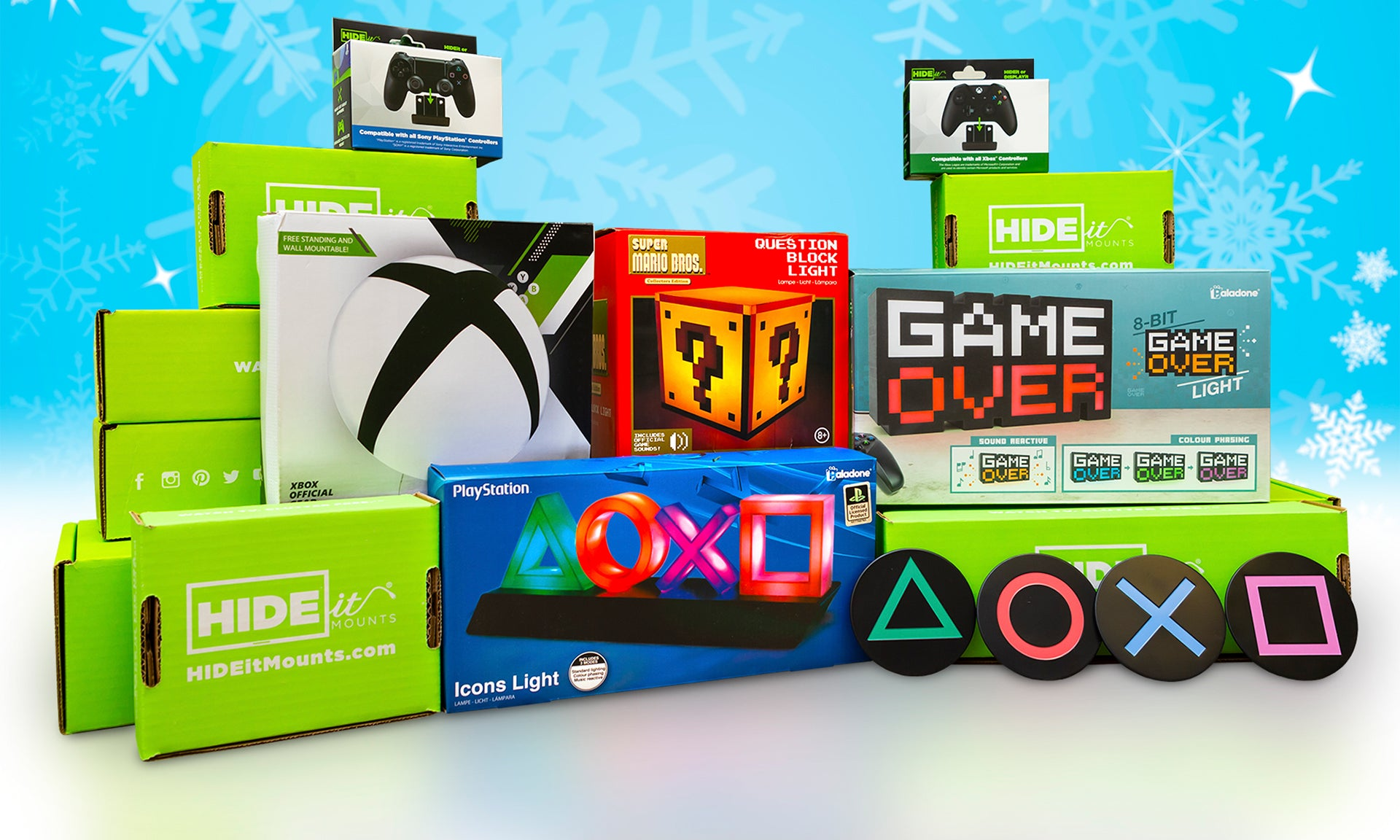 Holiday 2020: Gift Guide for Gamers