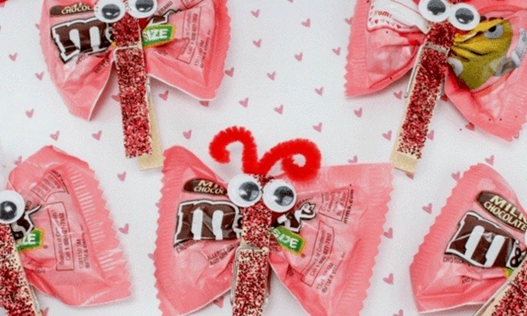 DIY Valentine's Day!