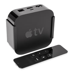 Apple TV in HIDEit mount