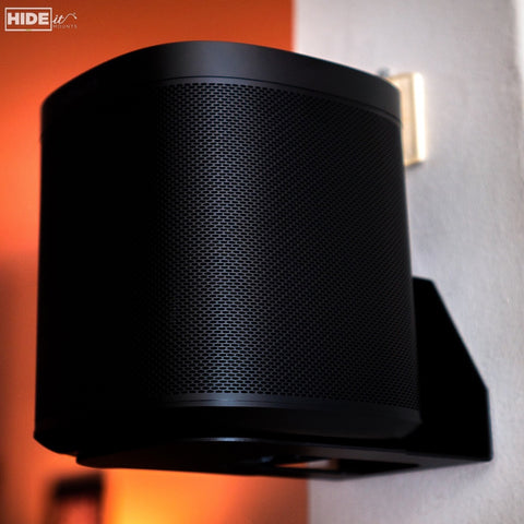 HIDEit Play:1 and Sonos One Wall Mount