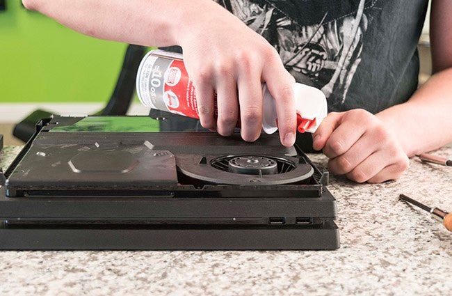 How to clean any PS4 Fan (Pro, Slim, or Original) - HIDEit Mounts