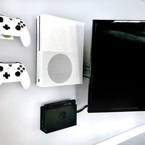 HIDEit Nintendo Switch and PS4 Wall Mount