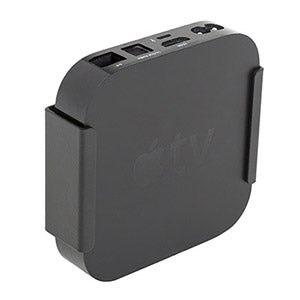 HIDEit Apple TV 3rd generation steel wall mount.