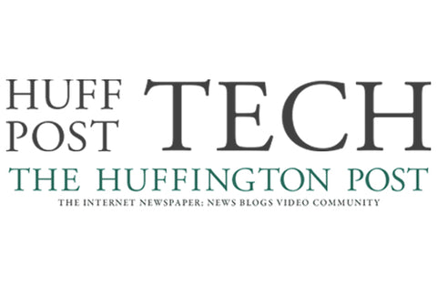 HIDEit Mounts on Huffington Post Tech