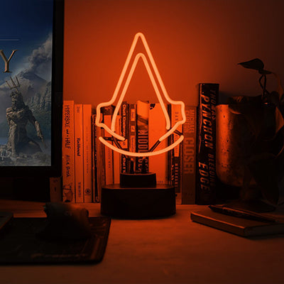 FanFit Gaming Assassin's Creed Neon Light