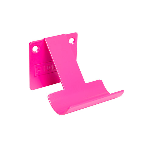 HIDEit Pink Uni-C wall mount for game console controllers