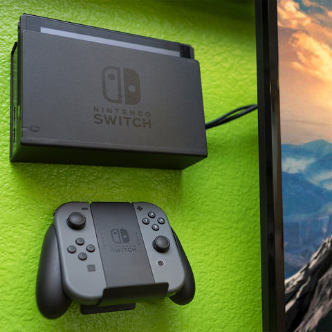 HIDEit Nintendo Switch Mount and Controller Mount
