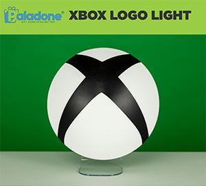 Paladone Xbox Logo Light Gameroom Decor sold by HIDEit