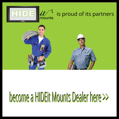 Become a HIDEit Mounts Installer Today