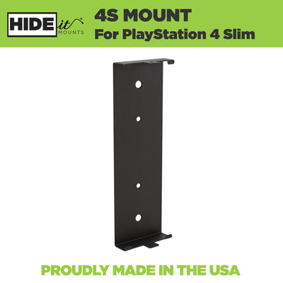 Steel HIDEit PS4 Slim wall mount
