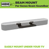 HIDEit Beam Mount - Sonos Beam Soundbar mount under your TV
